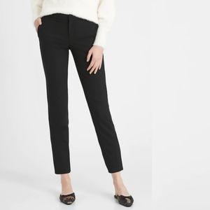 NWOT Banana Republic Black Ankle Dress Pants